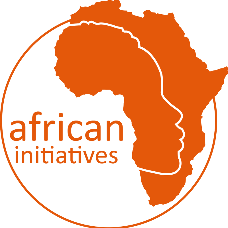 african initiatives logo design paris boyfriend graphic web design