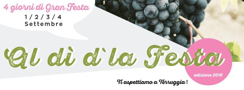 Al dì d'la Festa Terruggia banner facebook